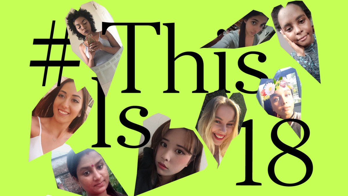 Day of the Girl: #ThisIs18